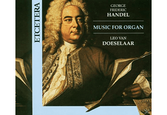 Leo Van Doeselaar - Music For Organ - (CD)