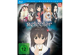 Selector Infected Wixoss - Staffel 1 (Limited Edition mit Sammelbox) - (Blu-ray)