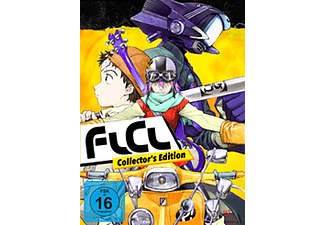 FLCL – Gesamtausgabe (Collectors Edition) [DVD]
