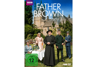 Father Brown - Staffel 2 [DVD]