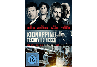 Kidnapping Freddy Heineken - (DVD)