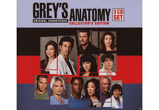 VARIOUS - Greys Anatomy 3 Cd Box Set [CD]