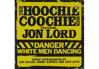 HOOCHIE COOCHIE MEN,THE FEAT. LORD,JON - Danger: White Men Dancing - (CD + DVD Video)