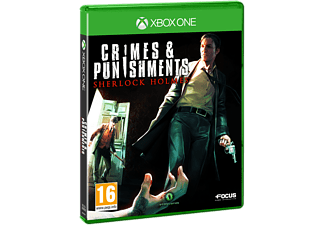 Xbox One Crimes & Punishments - Sherlock Holmes Xbox One