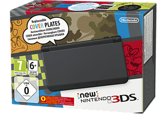 NINTENDO New 3DS Zwart