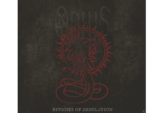 Ophis - Effigies Of Desolation - (CD)