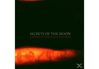 Secrets Of The Moon - Carved In Stigmata Wounds [CD]