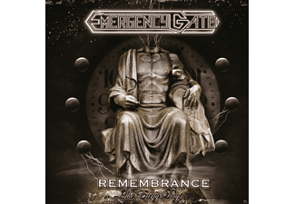 Emergency Gate - Remembrance (The Early Days, Re-Release) [CD]
