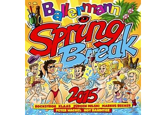 Various - Ballermann Spring Break 2015 - (CD)