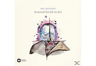 The Knights, VARIOUS - The Ground Beneath Our Feet - (CD)