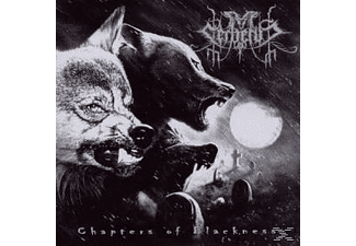 Cerberus - Chapters Of Blackness [CD]