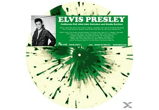 Elvis Presley - California Fall 1960/61: Outtakes A - (Vinyl)