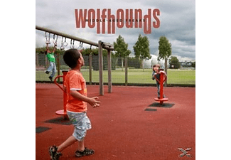Wolfhounds - Middle Aged Freaks - (CD)