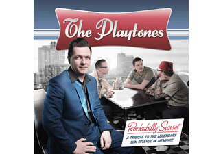 The Playtones - Rockabilly Sunset - (CD)
