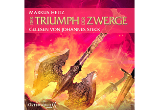 Der Triumph Der Zwerge - 10 CD - Science Fiction/Fantasy
