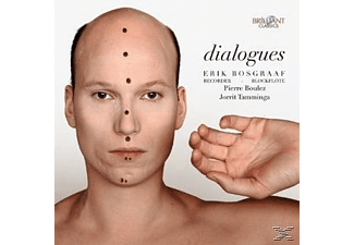 Various - Dialogues-Music For Recorder [CD]