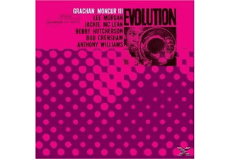 Grachan Moncur III - Evolution (Rem.+Dl-Code) [Vinyl]