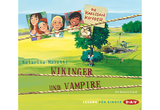 Katarina Mazetti - Die Karlsson-Kinder-Teil 3: - (CD)