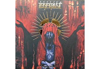 Urfaust - Apparitions (Red Vinyl Incl.Poster) [Vinyl]