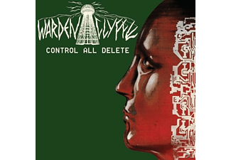 Wardenclyffe - Control All Delete (Digipak) - (CD)