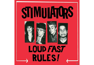 The Stimulators - Loud Fast Rules! - (Vinyl)