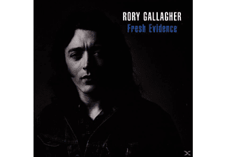 Rory Gallagher - Fresh Evidence - (CD)