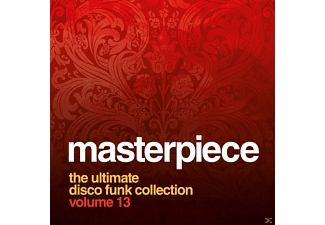 VARIOUS - Masterpiece - The Ultimate Disco Funk Collection Vol. 13 - (CD)