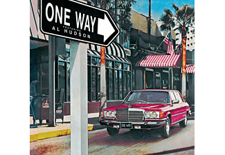 One Way Feat. Al Hudson - One Way feat. Al Hudson - (CD)