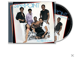 Starpoint - All Night Long - (CD)
