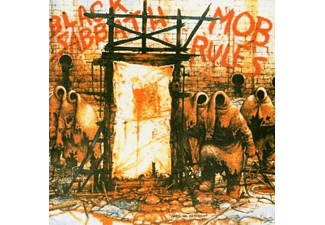 Black Sabbath - Mob Rules (Jewel Case Cd) - (CD)