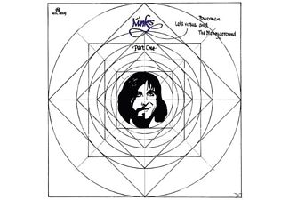 The Kinks - Lola Vs.Powerman & The Moneyg [CD]