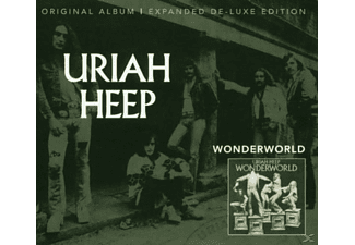Uriah Heep - Wonderworld - (CD)