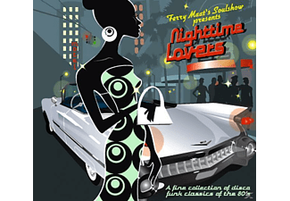 VARIOUS - Nighttime Lovers Vol.1 - (CD)