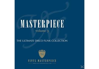 VARIOUS - Masterpiece Vol.3 - (CD)