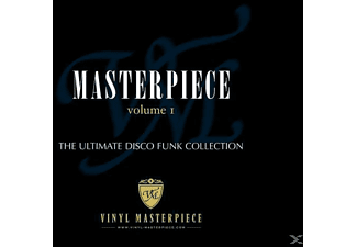 VARIOUS - Masterpiece Vol.1 - (CD)