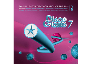 VARIOUS - Disco Giants Vol.7 - (CD)