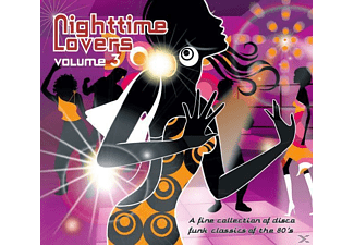VARIOUS - Nighttime Lovers Vol.3 - (CD)