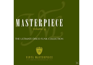 VARIOUS - Masterpiece Vol.4 - (CD)