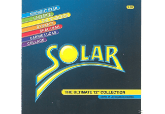 "VARIOUS - Solar-The Ultimate 12"" Collection - (CD)"