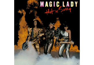 Magic Lady - Hot  N  Sassy - (CD)