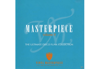 VARIOUS - Masterpiece Vol.8 - (CD)