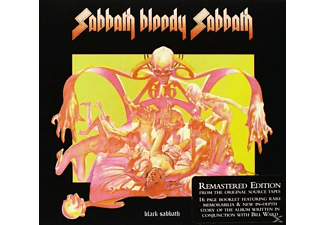 Black Sabbath -  Sabbath Bloody Sabbath (Remastered) [CD]