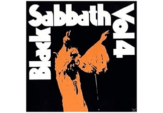 Black Sabbath Black Sabbath Vol.4 (Remastered) CD