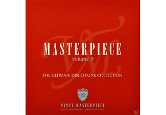 VARIOUS - Masterpiece The Ultimate Disco Collection Vol.9 - (CD)