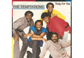 The Temptations - Truly For You - (CD)