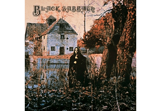 Black Sabbath -  Black Sabbath [CD]
