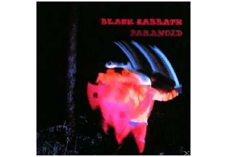 Black Sabbath Paranoid CD