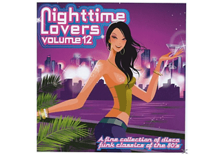 VARIOUS - Nighttime Lovers Vol.12 - (CD)