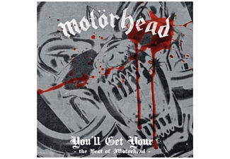 Motörhead - You'll Get Yours-The Best Of [CD]