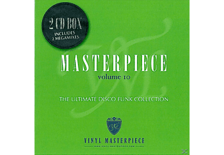 VARIOUS - Masterpiece The Ultimate Disco Collection Vol.10 - (CD)
